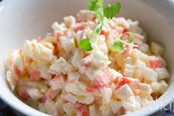 Crabsalade