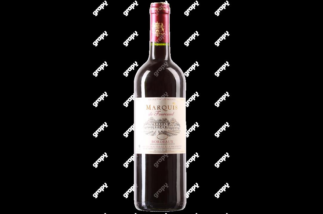 Marquis de Fourcaud Bordeaux Rouge